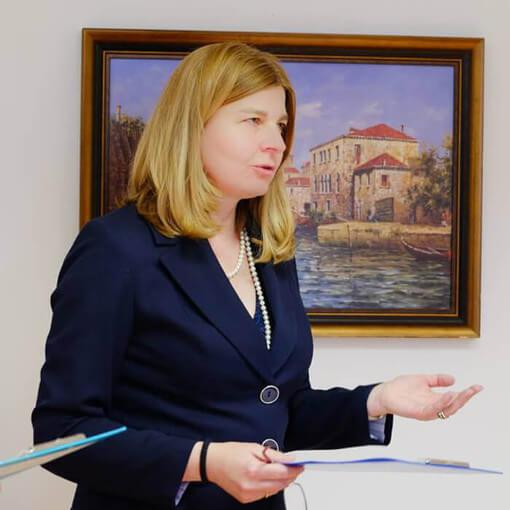 Mgr. Eva Bolemant, ACC